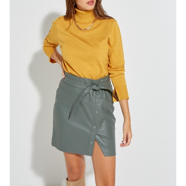 Lynne 046-560004 μπλούζα πάπρικα