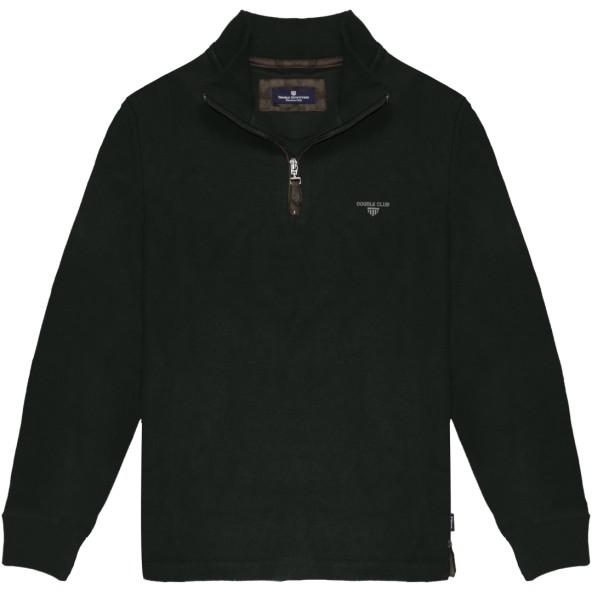 Double SEL-IA polo shirt κυπαρισσί