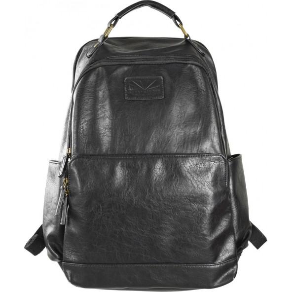 Funky buddha FBM004-067-10 Μαύρη τσάντα