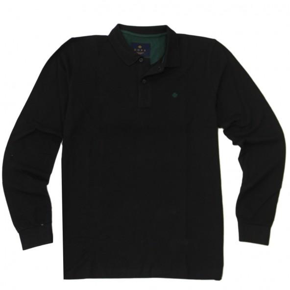 Dor's 1131001.C09 polo shirt black
