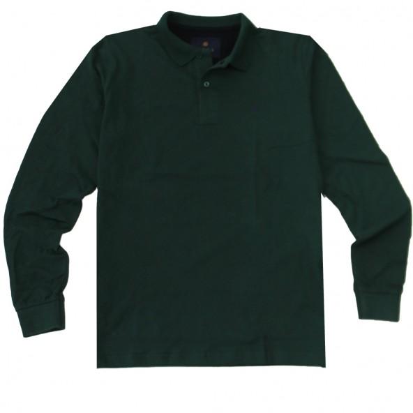 Dor's 1131001.C07 polo shirt dark green